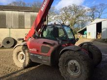 2011 MANITOU MLT735 PS