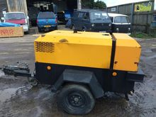 1998 INGERSOLL RAND PW150WD