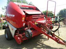 2007 WELGER RP435 ROUND BALER