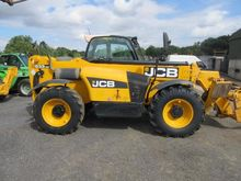2012 JCB 533-10.5 10.5m, Air Co