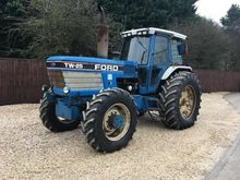 1989 FORD TW 25 SERIES 2 4X4 TR