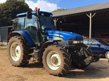 2003 NEW HOLLAND TM130 4WD TRAC