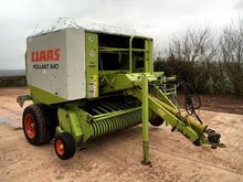 2005 CLAAS ROLLANT 240 ROUND BA