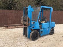 BOSS 2.5 TONNE CONTAINER FORKLI