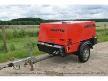 2006 KAESER M43 ROAD TOWABLE CO