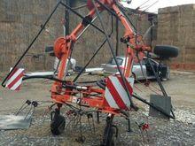 2007 RECO FELLA 6 rotor tedder