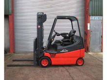2006 LINDE E20 336 Electric For