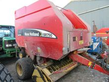 Used HOLLAND NH BR75