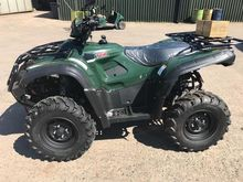 2017 TGB 550 SE BLADE 4X4 Petro
