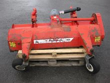 TRIMAX S2 155 FLAIL DECK