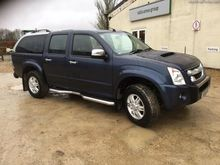 2011 ISUZU RODEO PICKUP