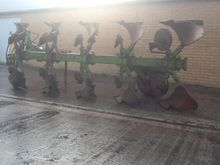 1998 DOWDESWELL DP130 PLOUGH