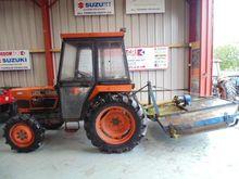 KUBOTA L275 recent new agri tyr