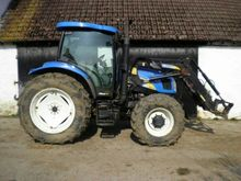 Used 2009 HOLLAND T6