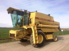 1990 NEW HOLLAND TX34