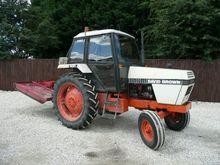 DAVID BROWN 1490 2 WHEEL DRIVE