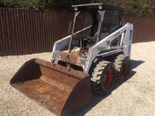 Used BOBCAT 741 SKID