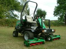 Used 2008 RANSOME HI