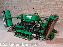RANSOME MOUNTED 5 GANG MOWERS