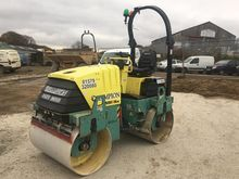 2011 AMMANN AV26-2 Double Drum