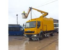 2005 DAF LF45-150 7.5 ton 14 me