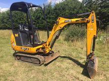 2011 JCB 8014 NO VAT TO PAY Die