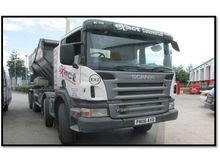 Used 2006 SCANIA P S