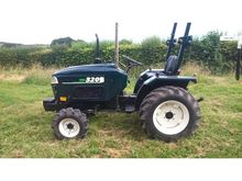 SHIRE 320 4WD