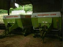 Used CLAAS PARTS **