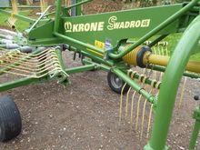 Used 2012 KRONE SWAD