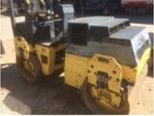 BOMAG 120 ROLLER IN GOOD WORKIN
