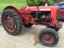 1966 NUFFIELD 1060 ring for