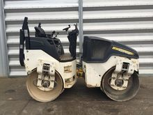 Used 2013 BOMAG Roll