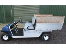 CLUB CAR CARRY ALL TURF 2
