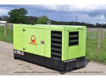 2012 PRAMAC GSL65 61 kVA SILENT