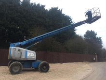 GENIE S-60 CHERRY PICKER WHEELE