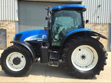 2007 NEW HOLLAND TS135A
