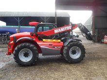 2014 MANITOU MLT629 Diesel