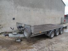 Used 2015 IFOR WILLI