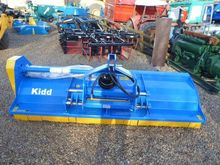 2017 KIDD 280 FLAIL TOPPER WITH