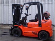 Used 2008 HELI HFG20