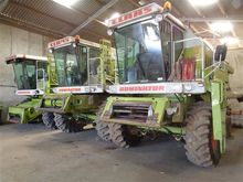 Used CLAAS COMBINES