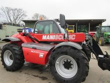 """2012 MANITOU MLT 627 24"""" TYRES"""