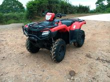 2015 HONDA 500 Quad bike, 500cc