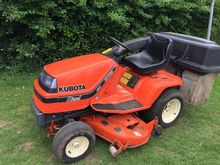 KUBOTA G1700 Ride on, Tractor,