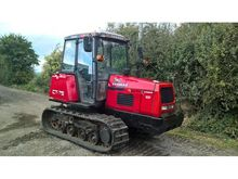 YANMAR CT-75 Tracked Tractor in