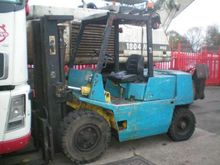 Used TCM FORKLIFT in