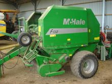Used MCHALE F550 in