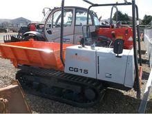 HITACHI CG15 Diesel