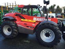 2013 MANITOU MLT629 EX DEMO
